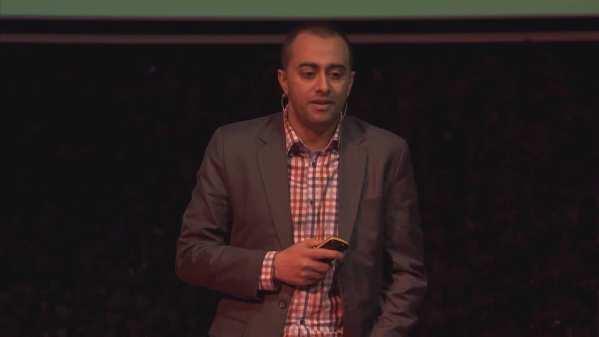 Abdullah Veracia - TEDX Talk Thumbnail Image