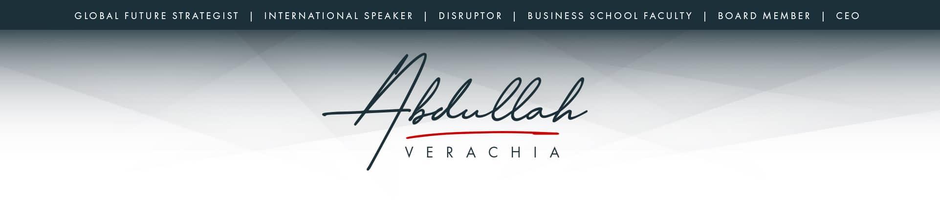 Abdullah Verachia - Header Image 1